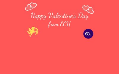 Happy Valentines Day from ECU